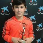 Iker Gaztambide gana en Calahorra