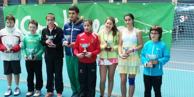 El Corte Inglés – 29º Circuito infantil: Iñaki Montes y Anne Mintegui vencedores
