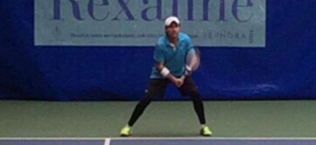 ITF Senior TC Paris – Jon Lertxundi subcampeón