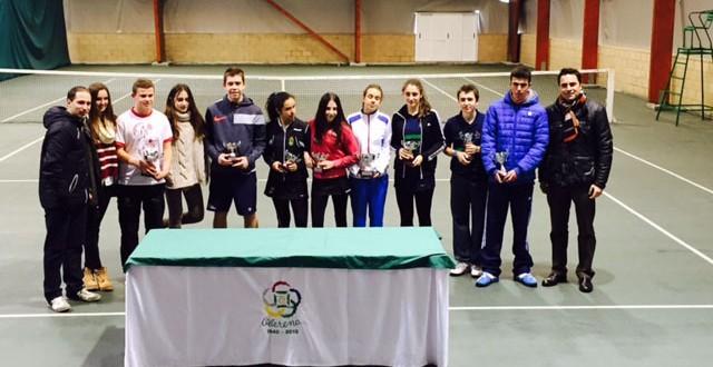 CTO Navarro Cadete – Miguel Abete y Sandra Martínez campeones