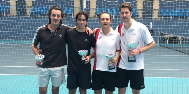 Campeonato Navarro Vet.+35 – Ramón Palomero vencedor