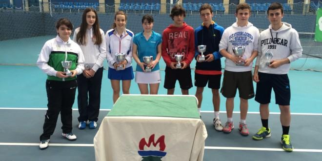 34376f214a9 Campeonato Navarro Junior de Tenis 2015