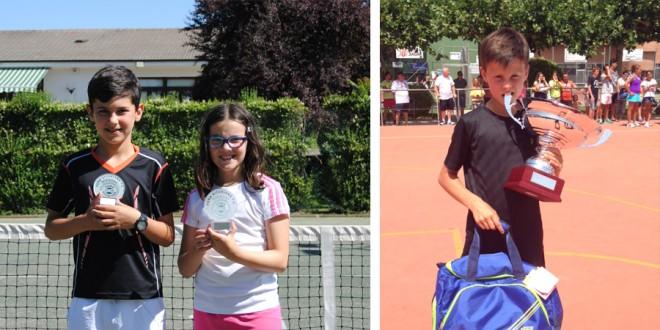Éxitos de nuestros tenistas