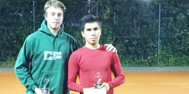 Campeonato de Navidad – Nerushenko subcampeón
