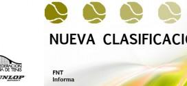 CLASIFICACIÓN NACIONAL NAVARRA (a 31/12/2015)