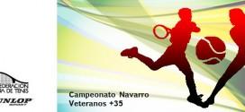 CAMPEONATO NAVARRO VETERANOS +35 – 2017 Documentación del torneo