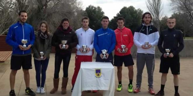 27º Circuito Absoluto – Ignacio Fonseca y Patricia Colomina campeones