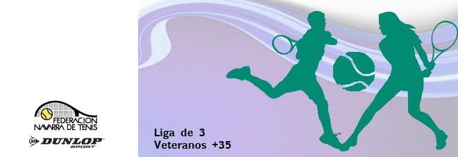 LIGA DE TENIS POR EQUIPOS VETERANOS +35 – 2016