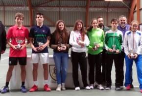 Campeonato Navarro Junior 2016 – García-Mina y Sandra Martínez campeones