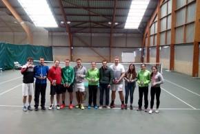 27º Circuito Absoluto (3º Torneo) – Iñaki Alcalde y Marta Sexmilo campeones