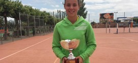 XXXI Torneo Nacional Ciudad de Calahorra – Marta Sexmilo campeona
