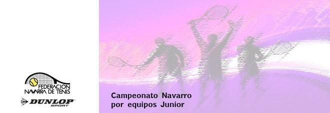 """CAMPEONATO NAVARRO POR EQUIPOS DE CLUB 2016 """"JUNIOR MASCULINO"""" Documentación del Campeonato"""