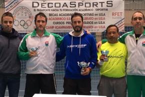 17º Circuito Veteranos +35 (3º T) – Alberto Sanz se proclamó campeón