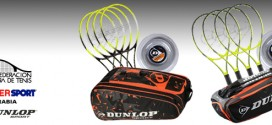 Raquetas Dunlop al 50%