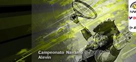 CAMPEONATO NAVARRO ALEVÍN 2019 Documentación