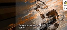 CAMPEONATO NAVARRO JUNIOR 2019. Abierto el plazo de inscripción