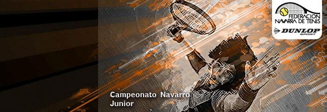 CAMPEONATO NAVARRO JUNIOR 2018 Documentación del campeonato