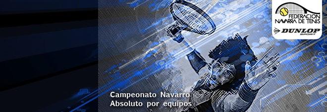 """CAMPEONATO NAVARRO POR EQUIPOS DE CLUB """"ABSOLUTO CABALLEROS"""" 2ª CATEGORÍA"""