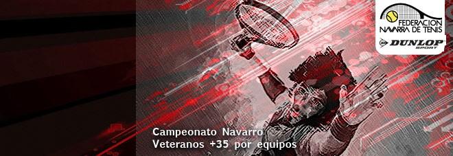 CAMPEONATO NAVARRO 2019 POR EQUIPOS VETERANOS +35