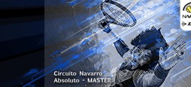MASTERS NAVARRO ABSOLUTO. Cuadros y orden de juego (modificado)