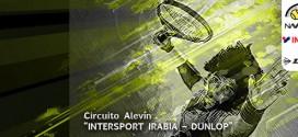 """22º CIRCUITO DE TENIS ALEVÍN """"INTERSPORT IRABIA – DUNLOP"""" Abierto el plazo de inscripción para el 3º Torneo"""