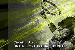 """23º CIRCUITO DE TEIS ALEVÍN """"INTERSPORT IRABIA – DUNLOP"""" Documentación del 3º Torneo"""