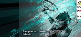 CAMPEONATO NAVARRO INFANTIL. Abierto el plazo de inscripción