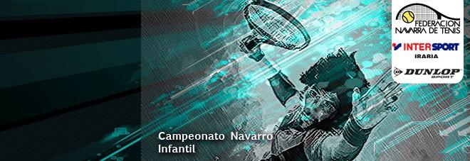 CAMPEONATO NAVARRO INFANTIL 2018 Documentación del campeonato