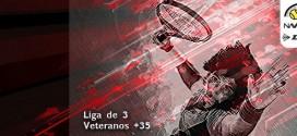 LIGA DE TENIS POR EQUIPOS VETERANOS +35 (Edición 2018 ) Abierto el plazo de inscipción