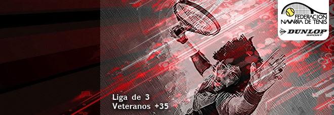 LIGA VETERANOS +35 – 2018