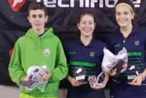 Éxitos fuera – Miguel Casares y Ariadna Pérez campeones en Logroño