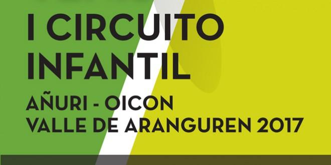 I Circuito Valle de Aranguren Añuri-Oicon