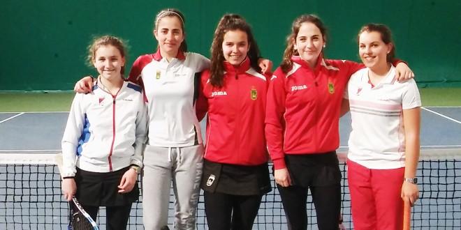 Campeonato Navarro por equipos cadete femenino – Amaya vencedor