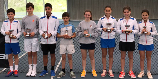 Campeonato Navarro Infantil 2017 – Antonio Prat y Saioa Arrieta campeones