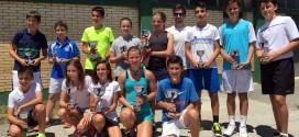 """31º CIRCUITO INFANTIL """"INTERSPORT IRABIA – DUNLOP"""" (2º TORNEO) Iker Gaztambide y Oihane Vicario campeones"""
