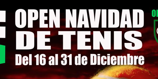 II Open Navidad de Tenis