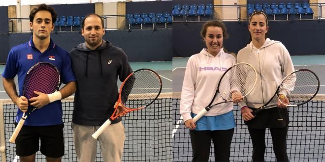 Master Navarro Absoluto – Iñaki Alcalde y Paula Hijos vencedores