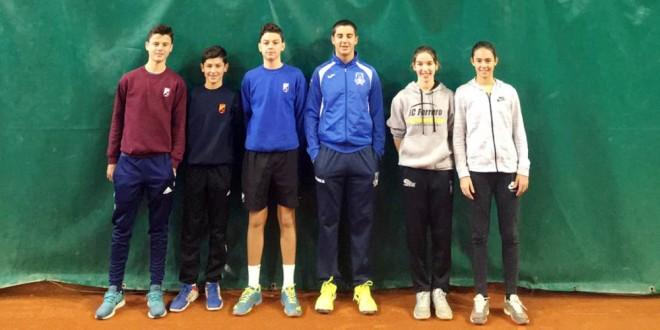 """31º Circuito Infantil """"INTERSPORT IRABIA – DUNLOP"""" (Masters) – Iker Gaztambide y Lucía Ibarrola campeones"""
