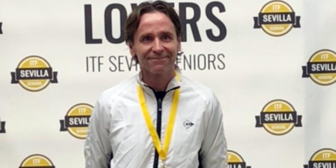 Jon Lerchundi gana el ITF de Sevilla
