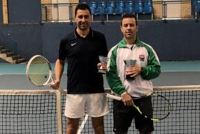 Campeonato Navarro Veteranos +45 – Alberto Marqués campeón