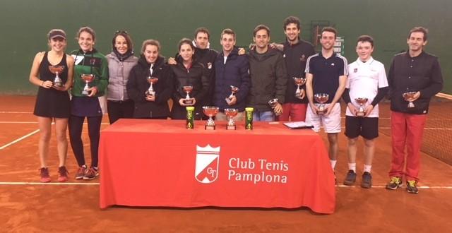 Circuito Navarro Absoluto – Ignacio Fonseca y Olga Bienzobas campeones
