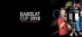 BABOLAT CUP 2017 ALEVÍN. Cuadros y listas de entrada
