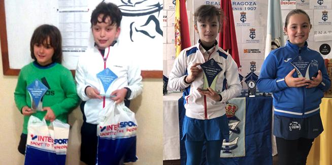 Éxitos fuera – María Trujillo y Adrián García