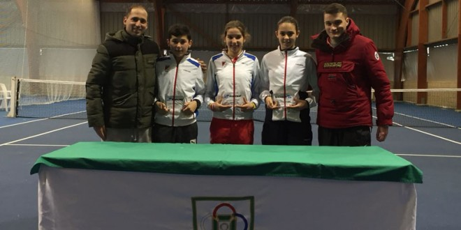 Babolat Cup Infantil – Iker Gaztambide y Lucía Ibarrola campeones