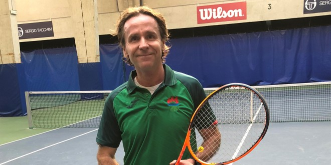 Jon  Lerchundi campeón en París