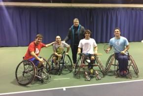 Campeonatos de España Tenis en Silla de Ruedas 2018