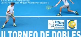 Torneo de dobles de Kiroleta