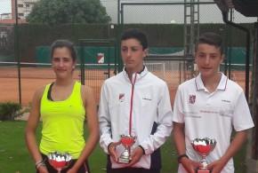 "32º Circuito Cadete ""InterSport Irabia – Dunlop"" Iñaki Zúñiga y Nahia Izco vencedores"