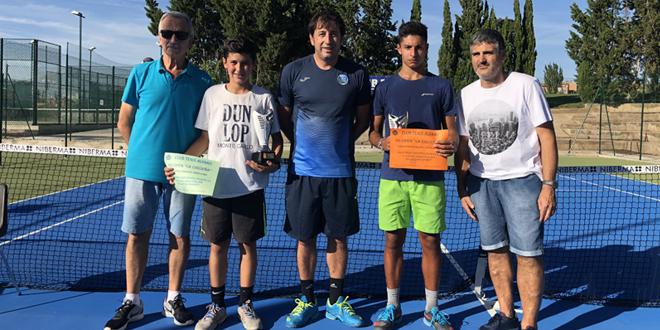 Éxitos fuera – Gaztambide y Trujillo finalistas en Alfaro
