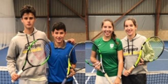 """3ª prueba del Circuito Navarro """"InterSport Irabia – Dunlop"""" – Lucía Ibarrola y Antonio Prat campeones"""